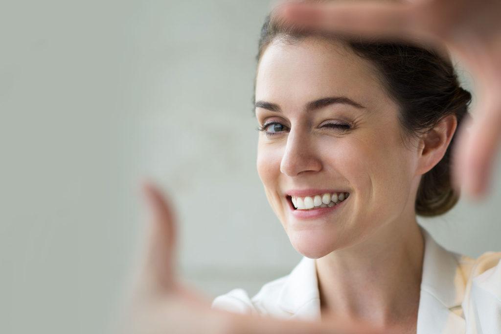 crown lengthening patient Select Dental