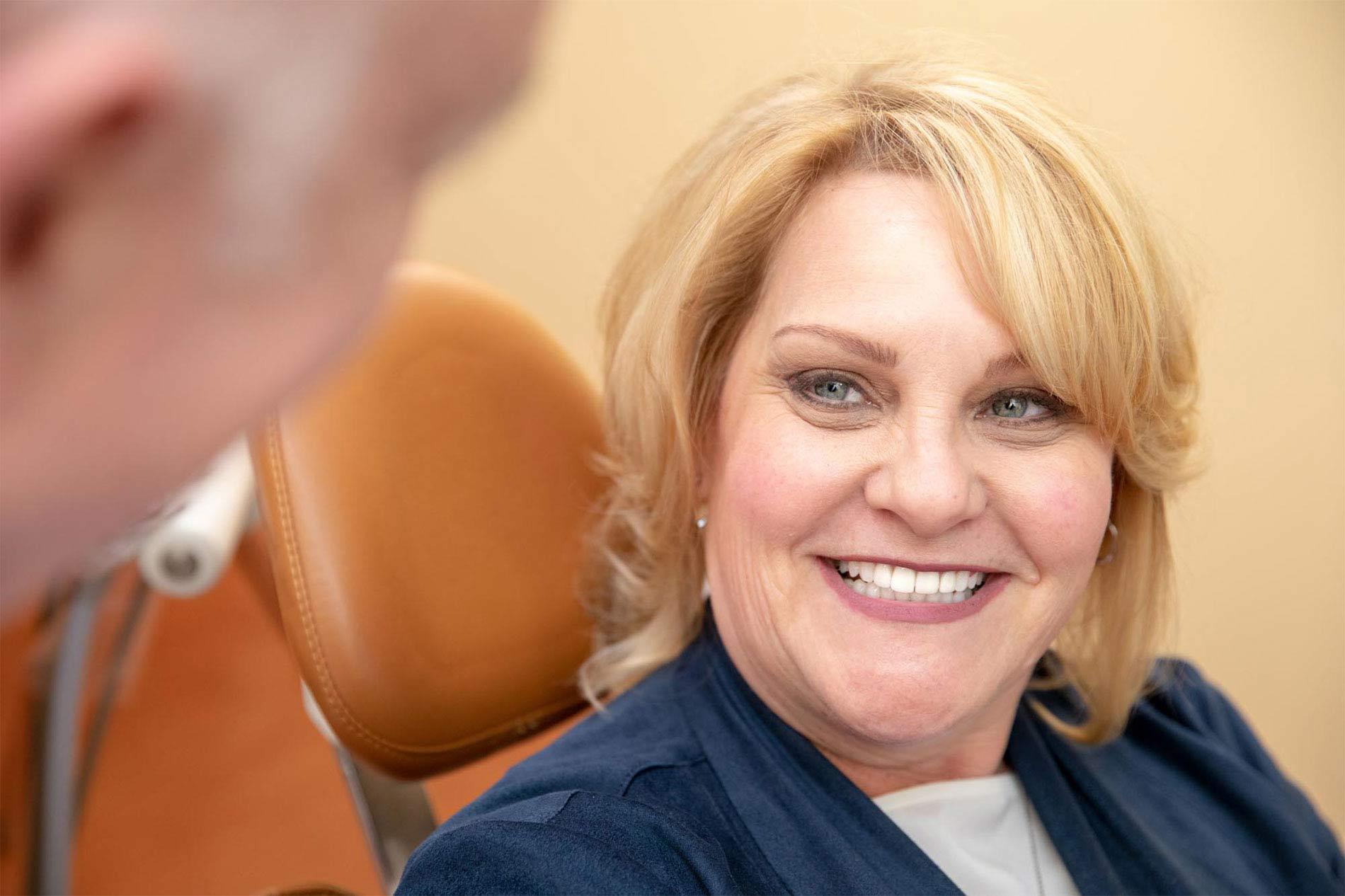 Dental implant patient Select Dental