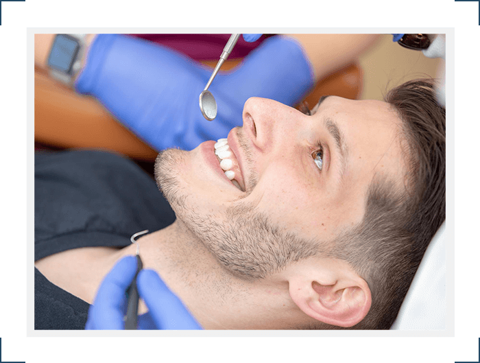 Our approach to gum disease Select Dental